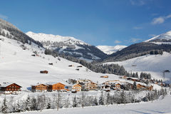 Gerlos austria in the winter Stock Images
