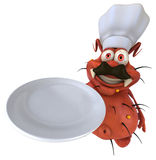 Germ chef Stock Images