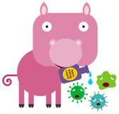 The germ killer Stock Image