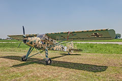 German aircraft Fieseler Fi 156 Storch Stock Photography