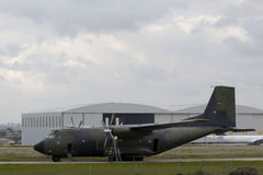 German AirForce Evac Ops Royalty Free Stock Image