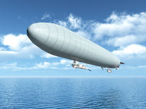 German Airship Stock Photography