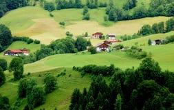 German Alps stock photography