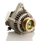 German alternator stock photography