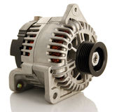 German alternator royalty free stock photos