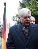 German Ambassador Royalty Free Stock Photography