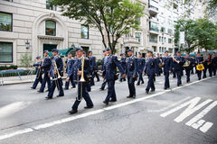 German American Steuben Parade Royalty Free Stock Photos