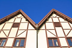 German architecture Stock Photos