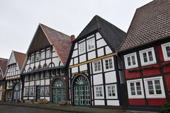German architecture Stock Image
