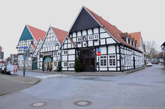 German architecture Royalty Free Stock Photography