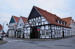 German architecture Royalty Free Stock Images