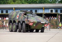 German armoured ambulance vehicle, Boxer Stock Photography