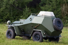 German armoured troop carrier of the second world war. Stock Photography