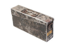 German army ammo case Stock Photography