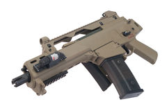 German army assault rifle. G36 Stock Photography