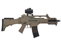 German army assault rifle Stock Photo
