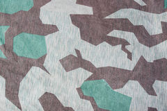 German camouflage ww2 Royalty Free Stock Photo