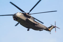 German Army helicopter Royalty Free Stock Photography