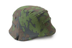 German army helmet (model M35) Royalty Free Stock Image
