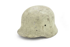 German army helmet (model M35) Royalty Free Stock Photos