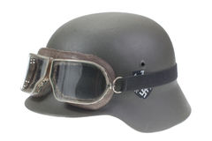 German Army helmet Royalty Free Stock Photography