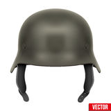 German Army helmet Royalty Free Stock Photos