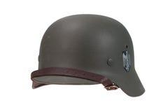German Army helmet World War II period Royalty Free Stock Image
