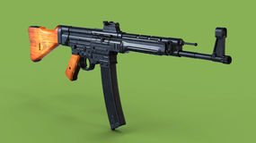 German assault rifle StG 44 (Schmeisser) Royalty Free Stock Photo