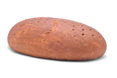 German baked bread isolated Royalty Free Stock Image