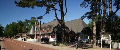 German Beach Resort Royalty Free Stock Image