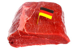 German beef Royalty Free Stock Images