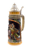 A German beer stein royalty free stock photography