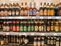 German beers Royalty Free Stock Image