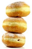 German Berliner pastry Stock Photography
