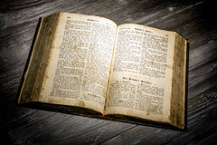 German bible Stock Images
