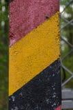 German border Royalty Free Stock Photos