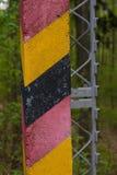 German border Stock Photos