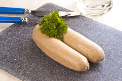 German Bratwurst Stock Image