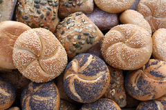 German Bread Stock Image