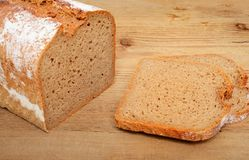 German bread Stock Photo