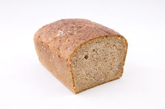German Bread isolated Royalty Free Stock Images