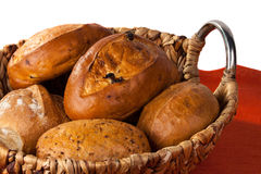German Bread Rolls Royalty Free Stock Images