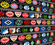 German Bundesliga 2012/2013 Stock Images