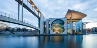 German Bundestag auxiliary buildings Royalty Free Stock Image