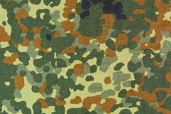 German Camouflage Royalty Free Stock Images