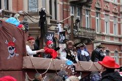 German Carnival Stock Images