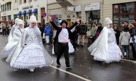 German Carnival Royalty Free Stock Photo