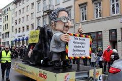 German Carnival Stock Photo