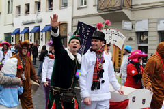 German Carnival Royalty Free Stock Images