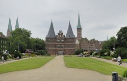 A German Castle royalty free stock photo